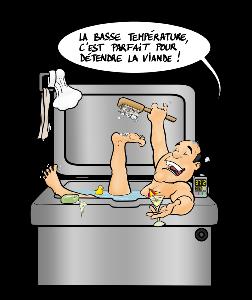 Sos recherche cuisinier sympa for Cuisinier humour