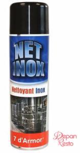 Nettoyant inox alimentaire netinox professionnel
