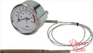 THERMOMETRE BLANC ITALFORNI 60MM